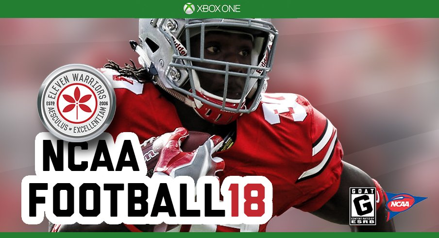 Custom 2018 Ohio State EA Sports NCAA14 Roster & Superlatives About the Series | Eleven Warriors