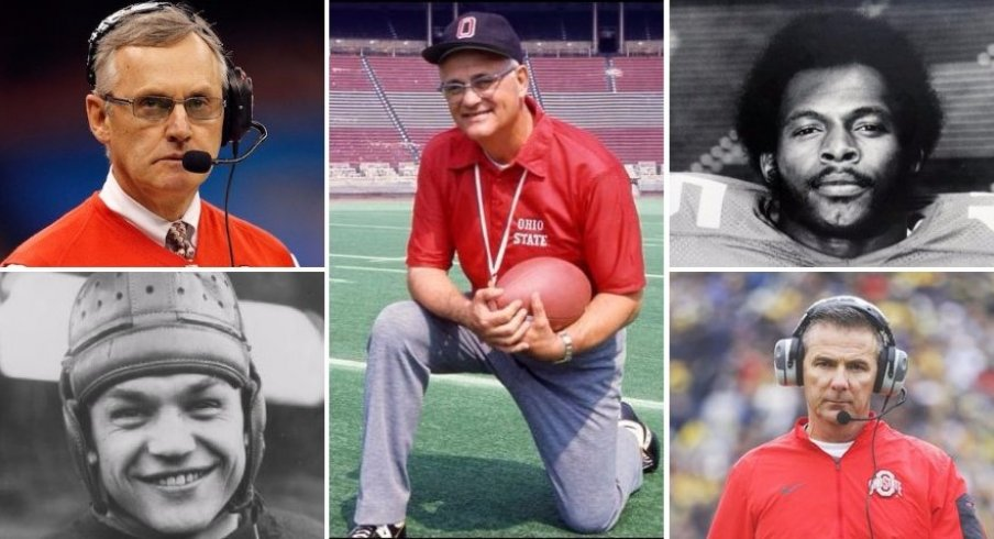Five Kings: Woody, Archie, Harley, Tressel and Meyer