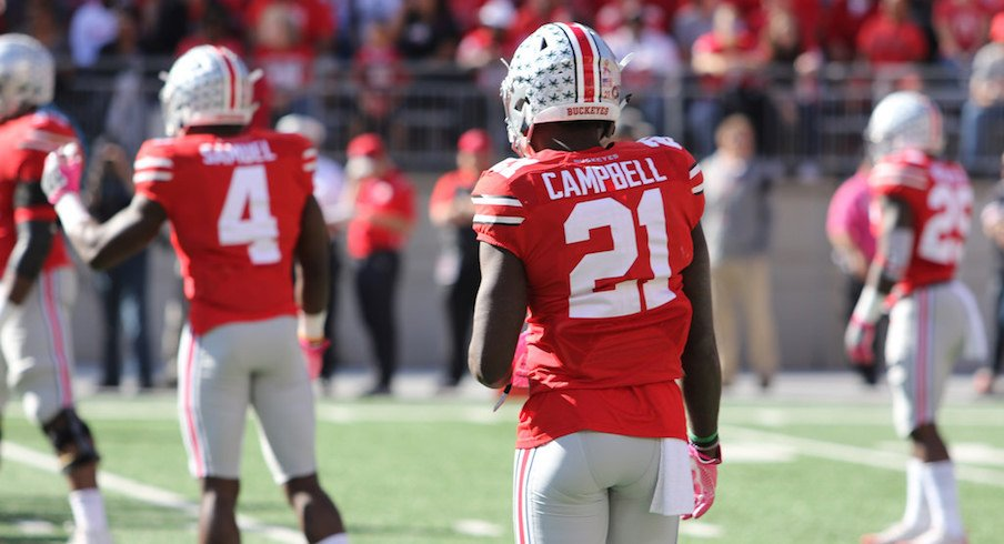 Parris Campbell will look to fill Curtis Samuel's shoes in 2017.