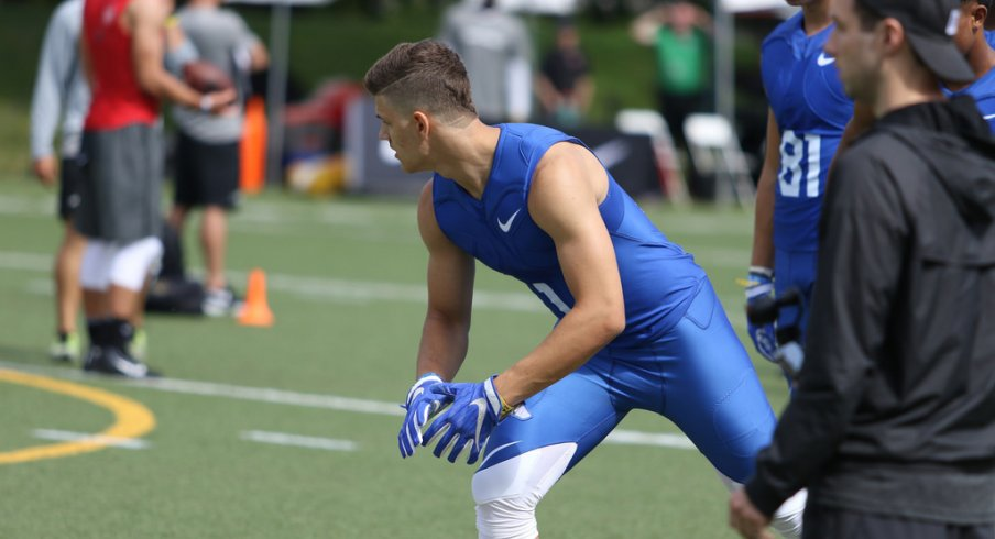 The country's top tight end is set to announce on Monday, and the Buckeyes could be in line for some very good news.