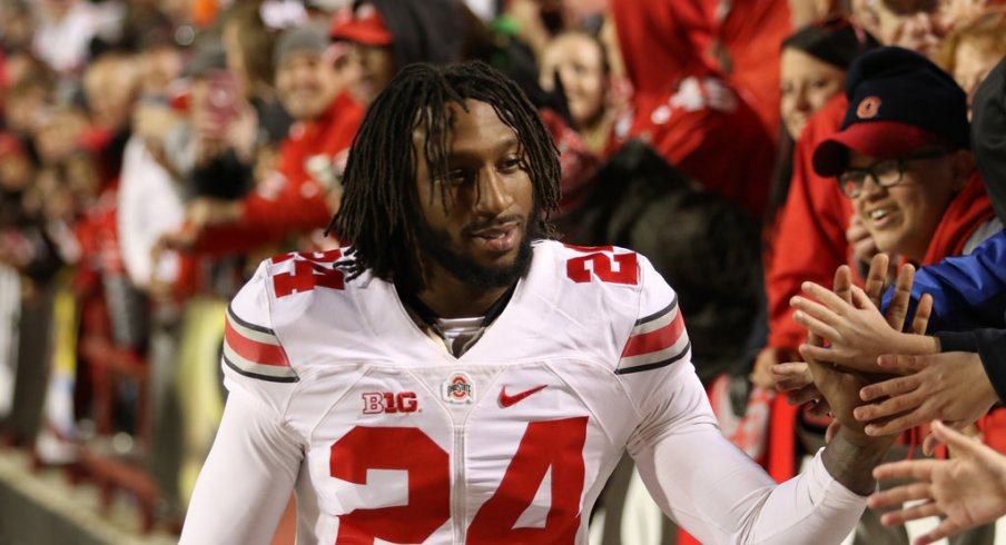 Malik Hooker became a household name in the Buckeye stats overnight last fall, thanks to his aerial acrobatics