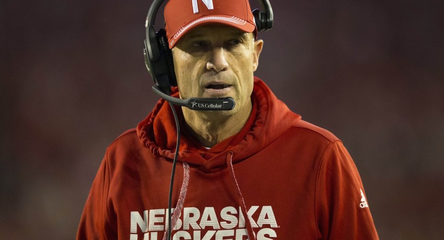 Mike Riley is entering his third season as Nebraska's coach.