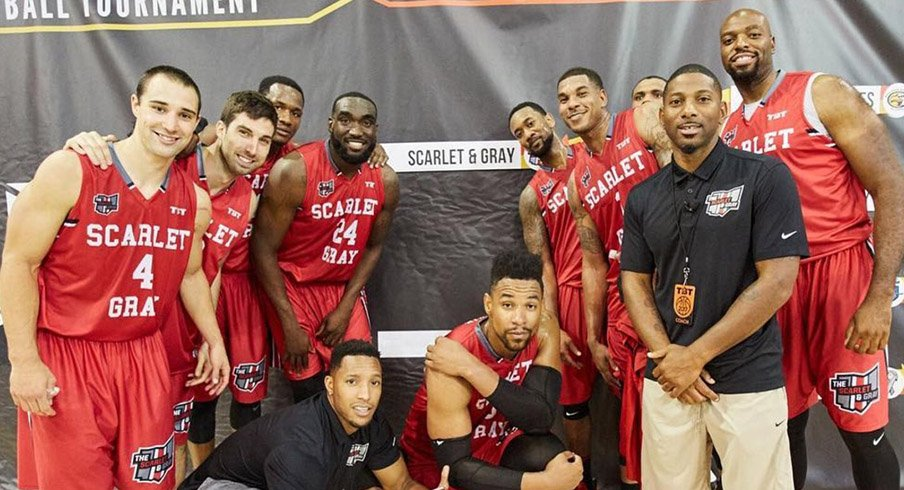 Team Scarlet and Gray