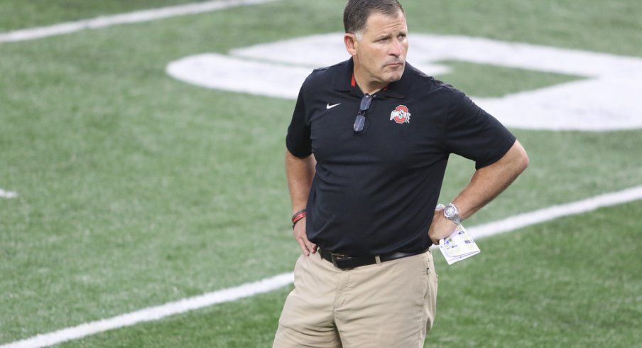 Greg Schiano is entering his second season as Ohio State's defensive coordinator.