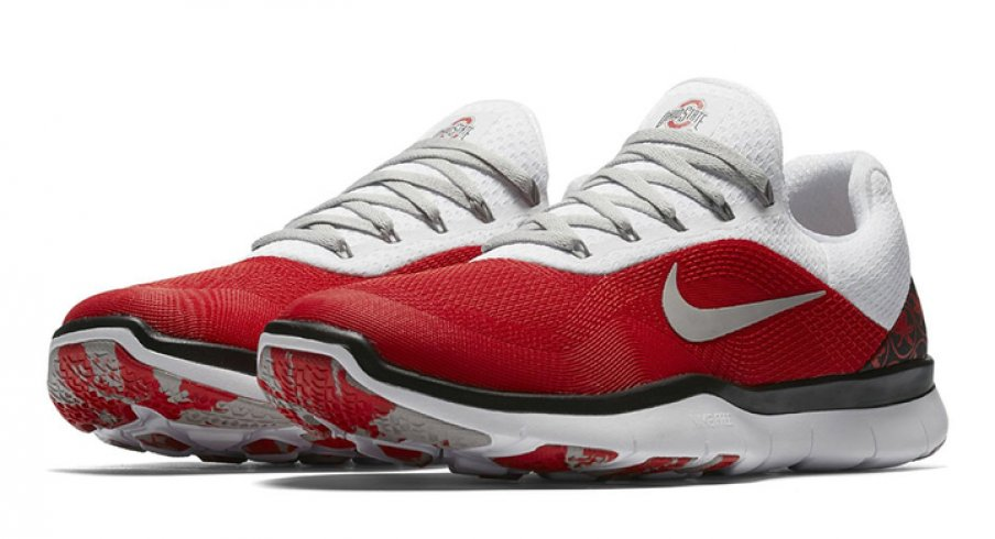 Nike's new Ohio State trainer.