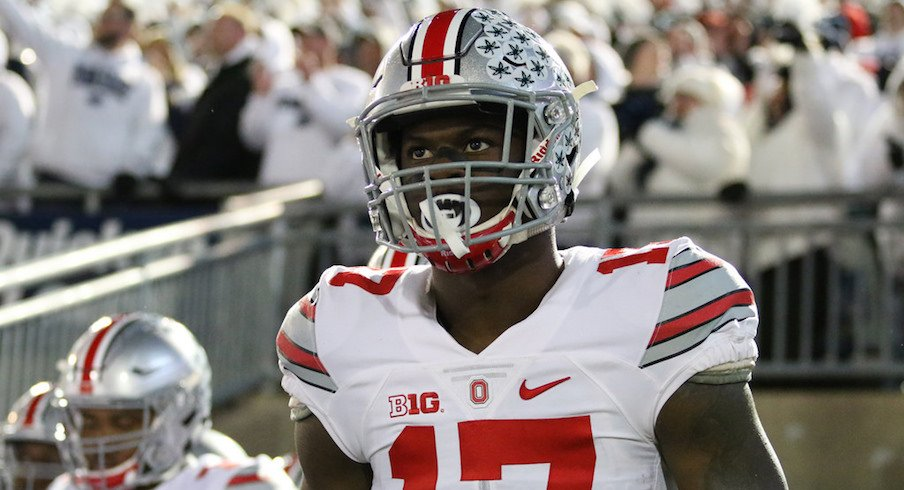 Jerome Baker is almost surely a future NFL Draft pick.