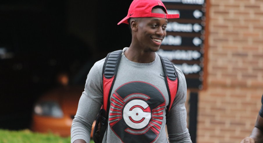 Elijaah Goins will be on scholarship for his final season at Ohio State.