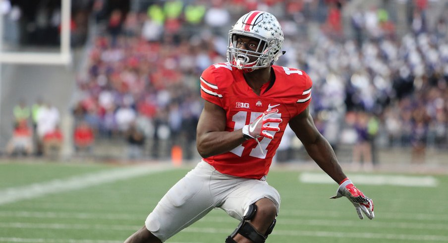 Jerome Baker is likely Ohio State's top athlete at linebacker.