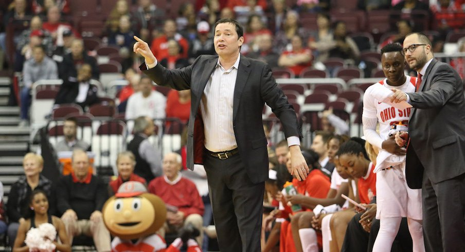 The Buckeyes will hope to win the Big Ten crown once again.