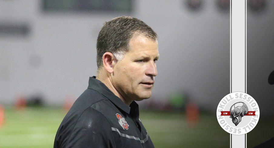Greg Schiano looks at the Aug 19 2017 Skull Session