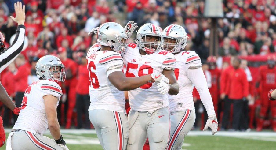 Ohio State defensive line
