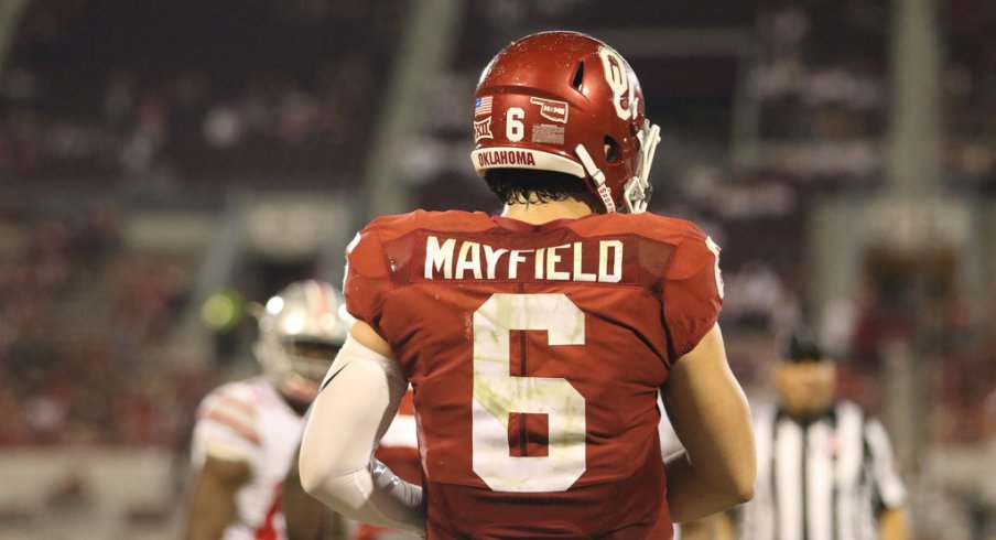 Heisman hopeful Baker Mayfield leads a powerful, dual-threat offense