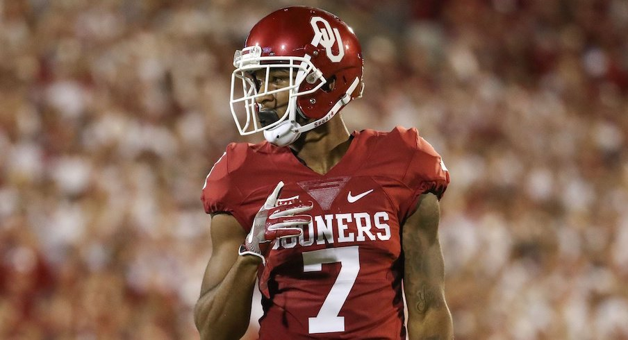 Jordan Thomas leads an improved Oklahoma secondary this year, according to The Oklahoman's Berry Tramel.