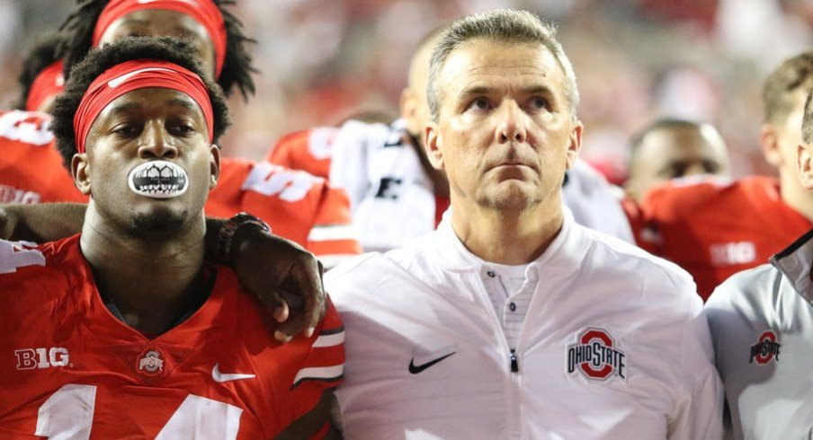 Urban Meyer's offense was outclassed especially in the 1st half against the Sooners.