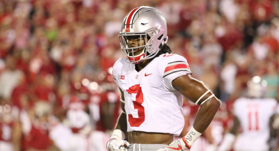 Damon Arnette and the Ohio State secondary have struggled against Indiana and Oklahoma.