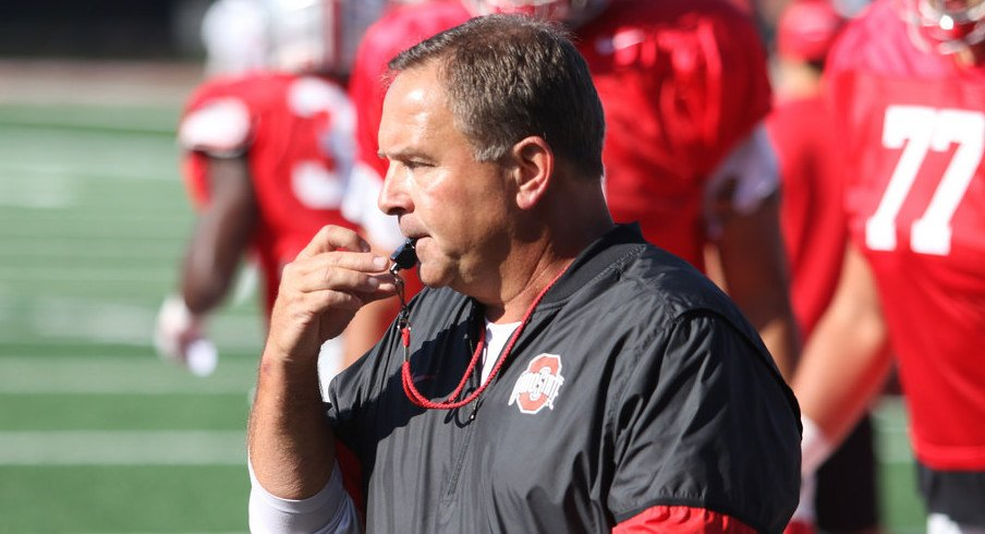Kevin Wilson has work to do after a disappointing start to his tenure as Ohio State's offensive coordinator.