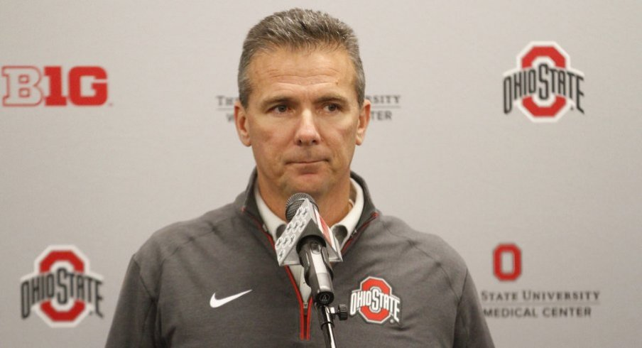 Urban Meyer said Monday there's no differentiation between his top six receivers.