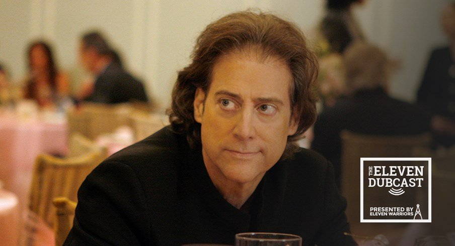 Comedian and Ohio State alum Richard Lewis