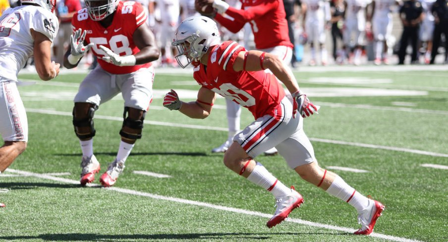 C.J. Saunders Could Be the Spark Ohio State Needs | Eleven ...