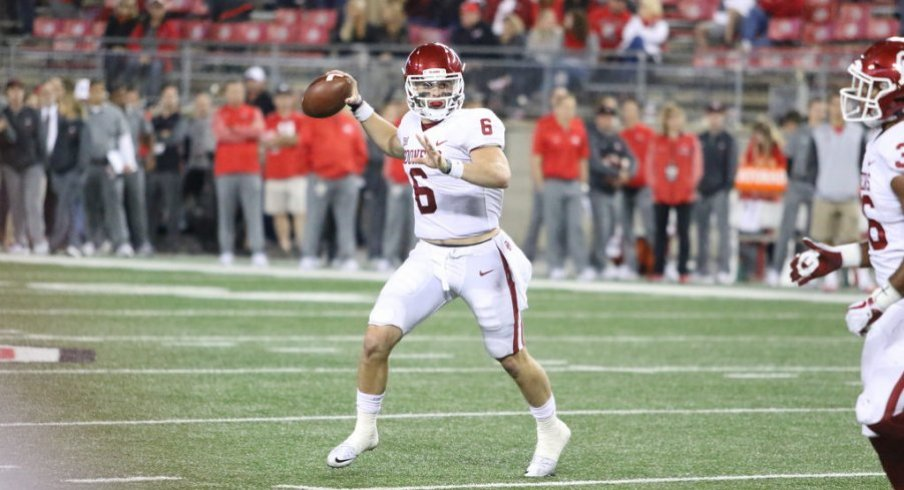 Baker Mayfield and company fell to Iowa State in Norman on Saturday.