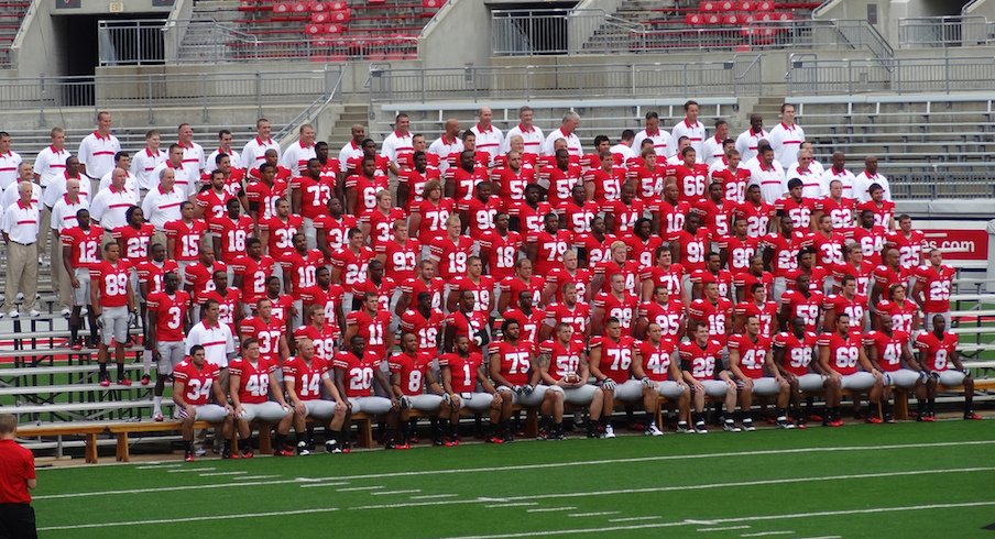 The 2011 Ohio State Buckeyes