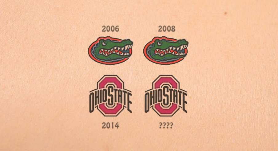 One concept for a tattoo Urban and Shelley Meyer may get should Ohio State win another national championship