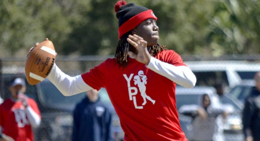 The Buckeyes have their guy in Emory Jones, but now they have to fend off Alabama to keep him in the fold for 2018.