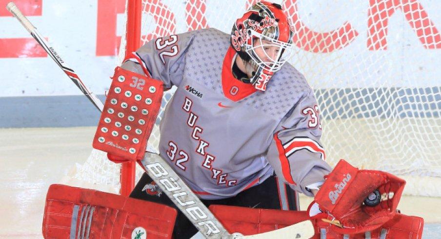 Buckeye Hockey Women Are No 4 In Polls Kassidy Sauve Is No 1 In