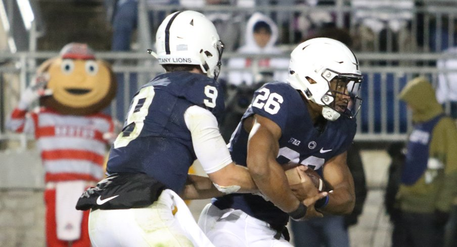 Trace McSorely and Saquon Barkley anchor an explosive offense in State College.