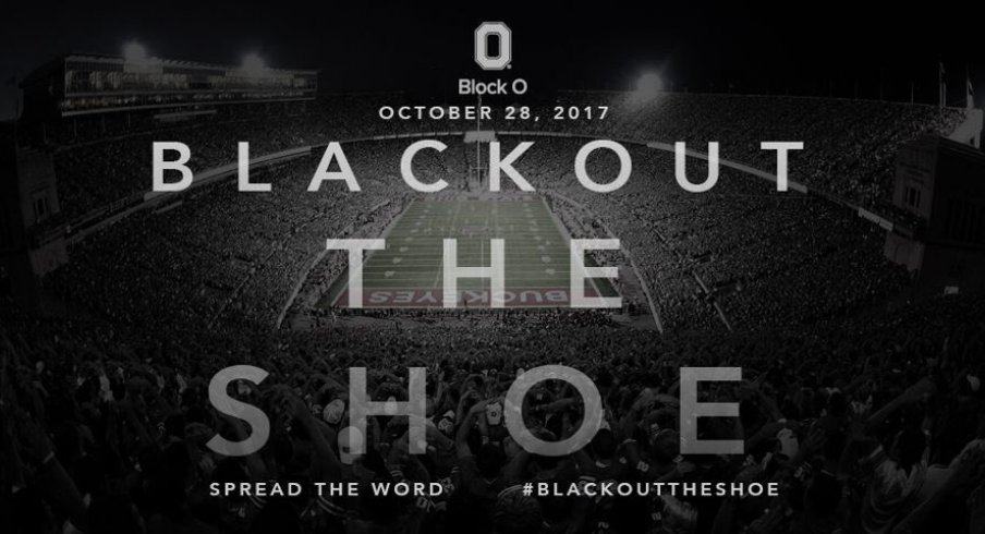 Black Out The Shoe