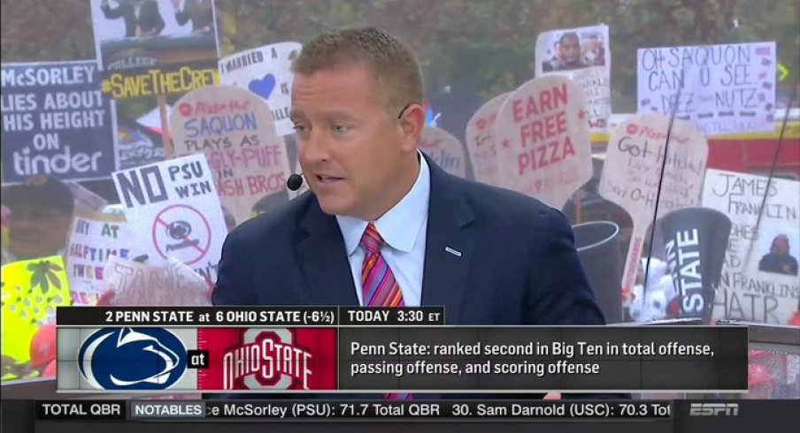 GameDay sign roundup, Penn State at Ohio State 2017