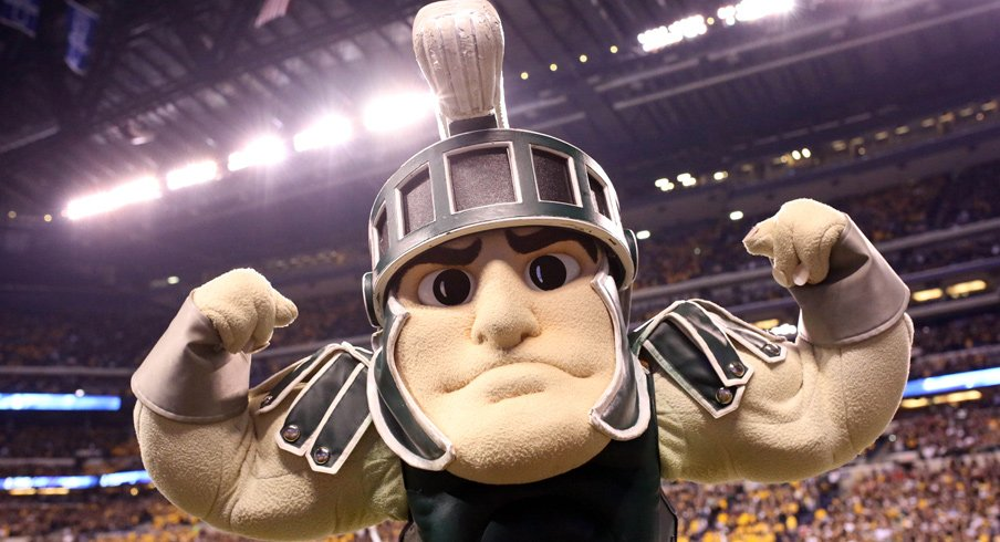 Sparty at Brutus