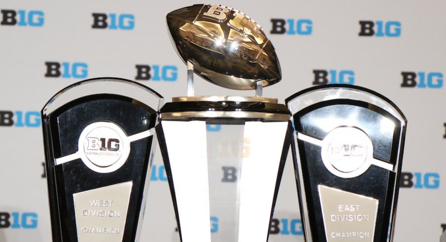 Ohio State has a chance to win two of these trophies this year.