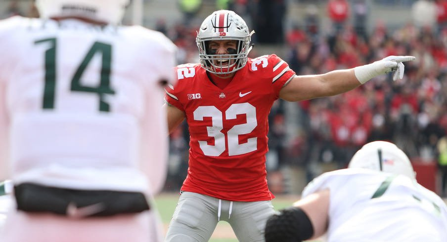 Ohio State Having Conversations About Potential Lineup Changes At Linebacker Eleven Warriors