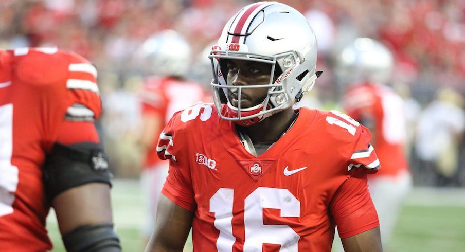 J.T. Barrett is set to play his final home game at Ohio Stadium on Saturday.