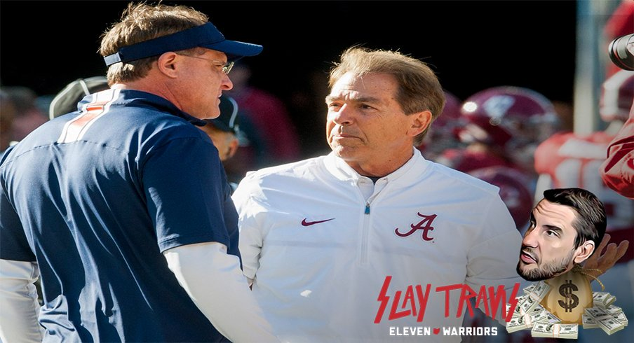 The stakes are especially high in this weekend's Iron Bowl.