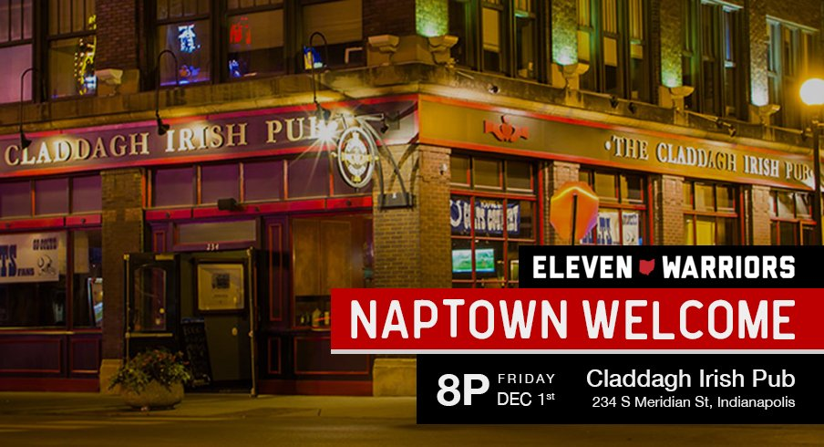 The Eleven Warriors Naptown Welcome