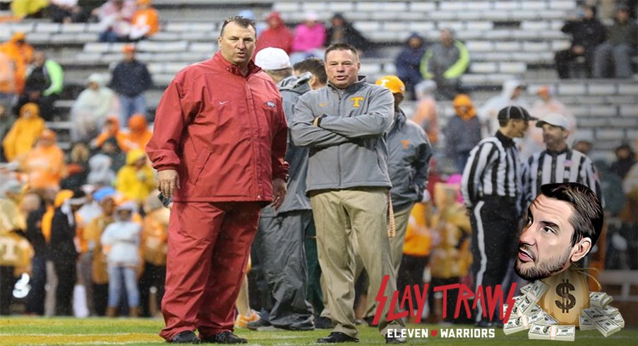 Butch Jones and Bert Bielema are currently unemployed and nowhere near the SEC Championship.
