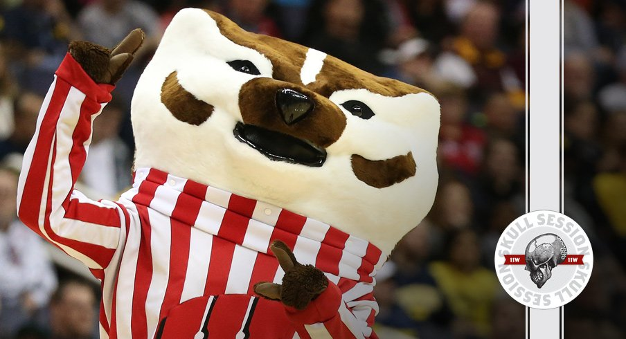 Bucky Badger wants dumped for the December 1st 2017 Skull Session