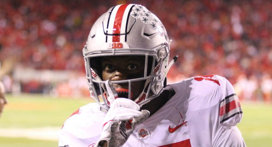 Ohio State linebacker Jerome Baker