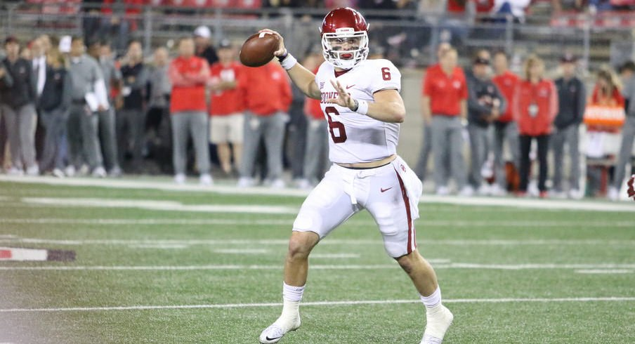 3a4345273 Baker Mayfield, Bryce Love and Lamar Jackson Named Finalists for the ...