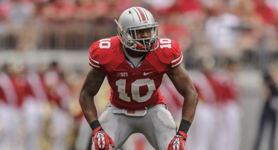 the best attitude fdeeb b9644 A Look Back at Ryan Shazier's Ohio State Career in the Wake ...