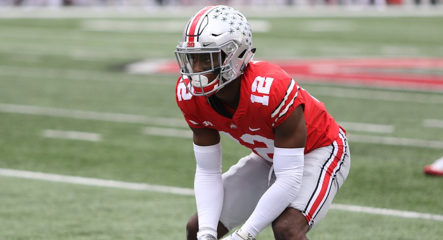 Ohio State Cornerback Denzel Ward Sitting Out Cotton Bowl  b99bec9df