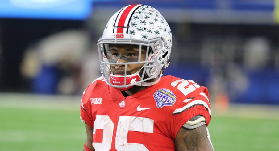 Cotton Bowl Quotebook  Buckeyes Discuss Upcoming NFL Draft Decisions ... 1ab1bfda5