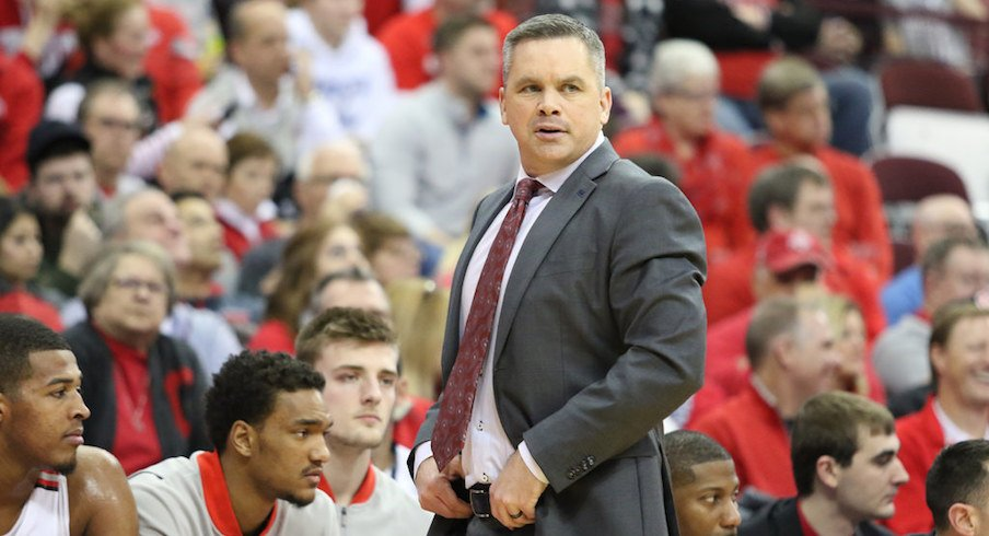 Chris Holtmann nearly recruited from a rec league.