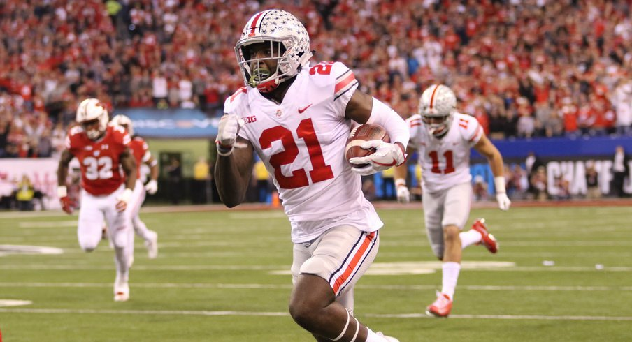 Parris Campbell should be one of many playmakers for Ohio State's offense in 2018.