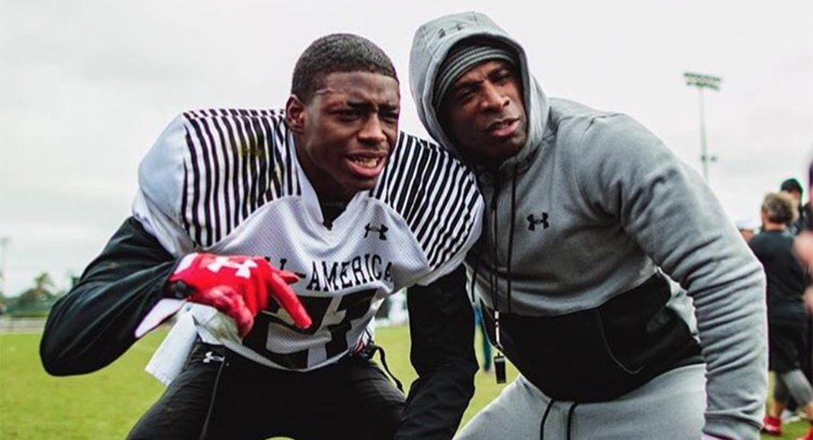 Maurice Washington may be back on Ohio State's radar.