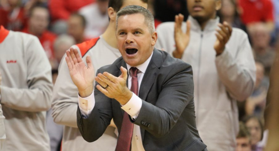 Chris Holtmann talks facing Butler and the win over Michigan State on an excerpt from BTN's The Journey.