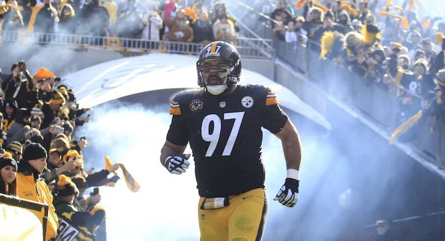 brand new ad9a7 9d66e Cameron Heyward Named to the Pro Bowl in Replacement of ...
