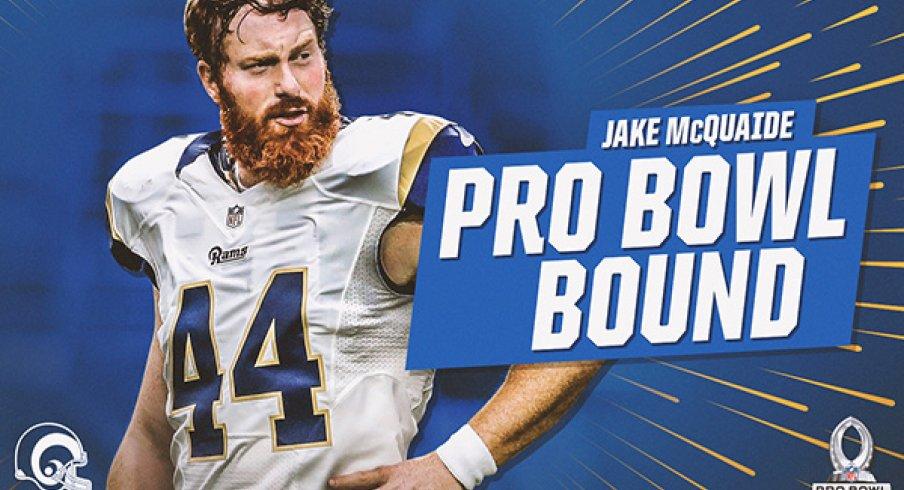 Jake McQuaide to the Pro Bowl